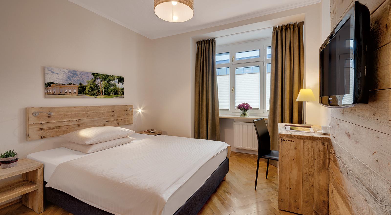 Einzelzimmer-Alpenchic-Comfort