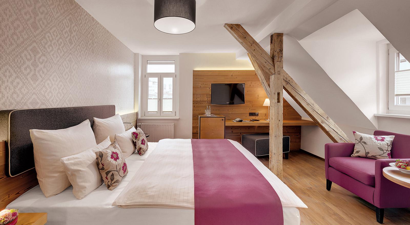 Doppelzimmer Alpenchic Comfort - First Class mit Tradition im Herzen ...